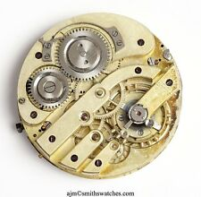 SWISS LEVER HIGH GRADE POCKET WATCH MOVEMENT  C4