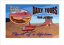 Grand Canyon Tours Sign Las Vegas Canyon Tours Sign Holiday Tours Sign