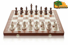 TOURNAMENT 6 - Large 52 cm / 20.5 in Handcrafted Wooden Chess Set Staunton