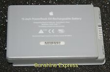 "New OEM Apple PowerBook G4 15"" Battery A1078 A1046 A1095 A1106 A1078 A1045 A1148"