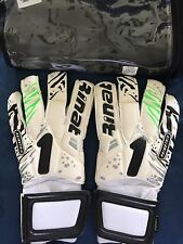 New RINAT ASIMETRIK PRO GOALIE SOCCER GLOVE Size 8, Goalkeeper, Futbol,Football