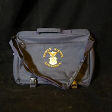 NWOT United States Air Force Soft Attache Messenger Laptop Bag