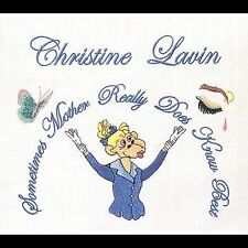 Sometimes Mother Really Does Know Best [Digipak] by Christine Lavin (CD,...S-5