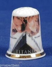 Titanic Film Poster China Thimble B/102