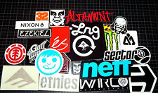 20 Random Snowboard Stickers / Decals Pack / Lot OwnTheAvenue Model CCD3M09