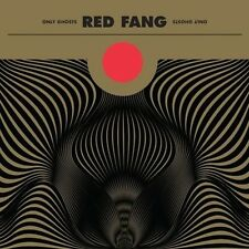 Only Ghosts - Red Fang (2016, Vinyl NEUF)