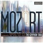 Gryphon Trio Mozart: Complete Piano Trios CD