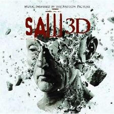 SAW 3D SOUNDTRACK CD LORDI DIR EN GREY UVM NEU