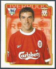 MERLIN 1999-PREMIER LEAGUE 99- #303-LIVERPOOL-KARLHEINZ RIEDLE