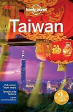 Travel Guide: Lonely Planet - Taiwan by Robert Kelly (2014, Paperback, Revised)