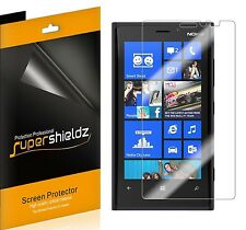 6X Supershieldz Anti-Glare Matte Screen Protector Guard For Nokia Lumia 920 AT&T