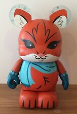"Disney Vinylmation 3"" CUTESTERS SNOW DAYS Series RED FOX"