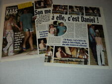H155 PATRICIA KAAS '2003 FRENCH CLIPPING