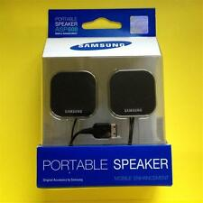 [JOB LOT - 135pc] Original Samsung ASP600 Portable Speakers S20 Pin Mobile Phone