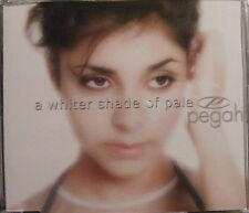 Pegah/A Whiter Shade of Pale – Single MAXI POP CD – RAR