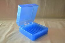 .223 / 5.56 Berry's Mfg. 100 rd ammo case / box  (Blue Color) 222 223 556