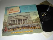 LIVING STEREO Various Artists LA RONDALLA TAPATIA Feliz Aniversario V.3 VG++/NM-
