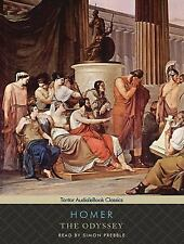 The Odyssey, with eBook Tantor Unabridged Classics)