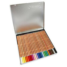 Cretacolor Fine Art Pastel Pencils - 24 Colour Tin