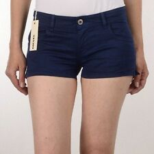 "Diesel Womens Navy Blue 27"" S-Trapi Calzoncini Hipster Shorts BNWT XS S 6 8 Jean"