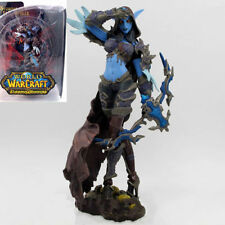 Wow World Of Warcraft Lady Sylvanas Action Figure Windrunner Toy Doll Gift 20CM