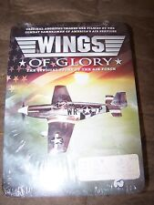 Wings of Glory in 2 DVDs presentation Original Archival Images New in Tin Sealed