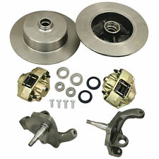 EMPI 22-2924 DROP SPINDLE BALL JOINT DISC BRAKE KIT NOT DRILL VW BUGGY BUG GHIA