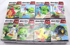 8 Pieces-MINI ANGRY BIRDS CHARACTER COMPATIBLE WITH LEGO