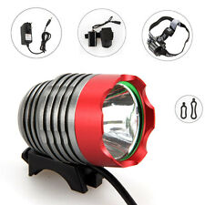 5000 Lumen XM-L T6 LED Torch Headlight Headlamp Bicycle Bike Head Light SET