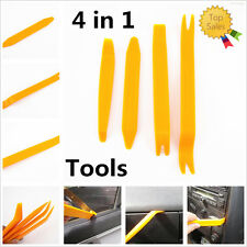 4 in 1 Car Interior Panel Door Light Molding Trim Nylon Removal Install Tool Kit