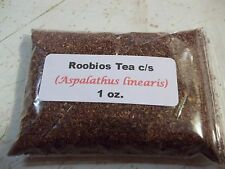 1 oz.  Red Rooibos Tea (Aspalathus linearis)