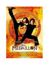 DAS MEDALLION FILMPOSTER / POSTER - JACKIE CHAN