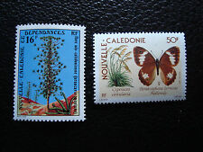 NOUVELLE CALEDONIE - timbre yvert et tellier n° 418 590 n** (A19) stamp
