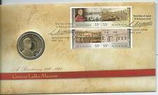 2010 PNC Governor Macquarie Coin & FDC As Issued  No 14403/15000 $19.95 x PO