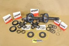 Ford Super Duty Front Axle Seal Bearing Outer Axle Shaft Kit Common Wear Items