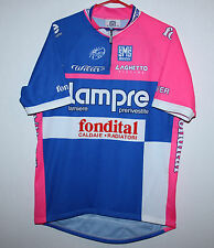 Cycling Lampre team shirt Santini size 3XL