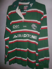 2003-2004 Leicester Tigers Casa Rugby Shirt Adulto Pequeño (31716)