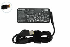 Genuine Lenovo 20V 2.25A 45W Slim AC Power Cord Adapter 45N0293 45N0294 0C19880
