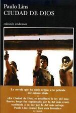 Ciudad de Dios by Paulo Lins (2003, Hardcover) book in spanish