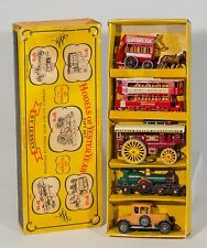 Matchbox Lesney M.O.Y. GIFT SET' G-7 Models Of Yesteryear'. RARE. Boxed/1960's