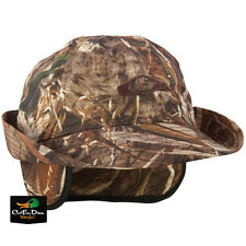 NEW DRAKE WATERFOWL SYSTEMS GORE-TEX OLD SCHOOL JONES HAT CAP MAX-5 CAMO MD/LG
