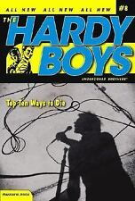 Top Ten Ways to Die Hardy Boys: All New Undercover Brothers #8 - Dixon, Franklin
