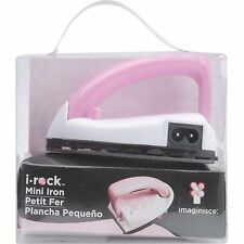 IMAGINISCE I-ROCK MINI IRON 2.5 X 4 X 2.75 SCRAPBOOK CRAFTS
