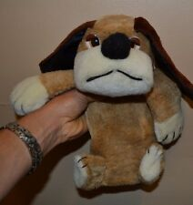 Vintage Northwestern Puppy Dog Hand Puppet