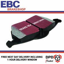 Ebc ultimax plaquettes de frein pour renault grand scenic DP680