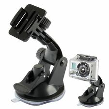 Vacuum Suction Cup Car Cradle Mount Windshield for GoPro Hero 1 2 3 3+ 4 Camera