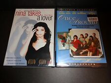 NINA TAKES A LOVER & ONCE AROUND-2 movies-LAURA SAN GIACOMO, RICHARD DREYFUSS