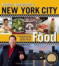 Arthur Schwartz Recipes Manhattan Clam Chowder Lindy's Cheesecake NYC Food