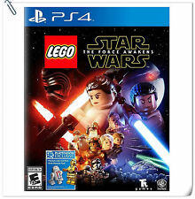 PS4 LEGO Star Wars The Force Awakens SONY Action Adventure Warner Home Video