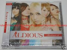 New Aldious Radiant A First Limited Edition CD DVD Booklet Japan Free Shipping